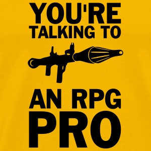 RPG Pro - Men's Premium T-Shirt