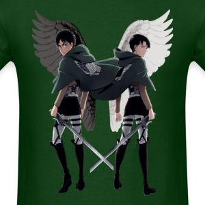 Levi Eren Wings T-Shirt - Men's T-Shirt