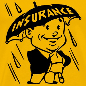 Insurance umbrella - Men's Premium T-Shirt