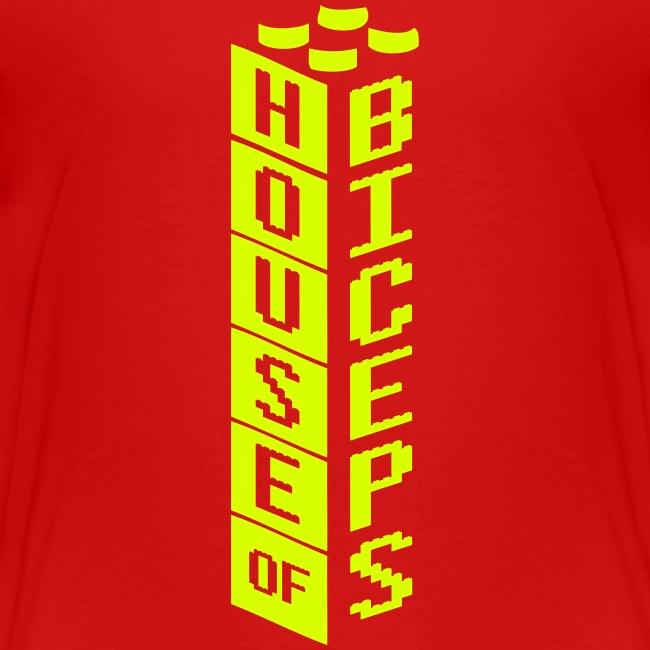 House of Biceps - kid's premium tee
