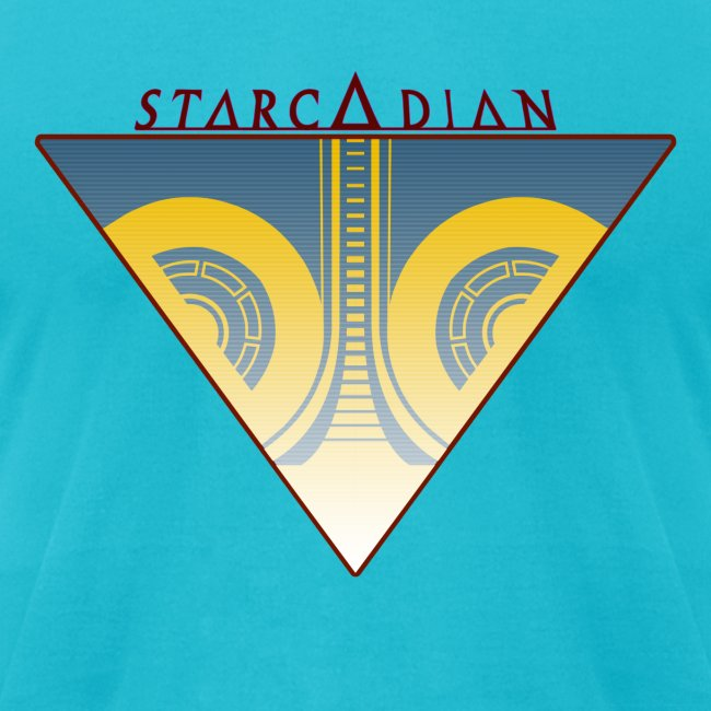 Starcadian Logo Triangle (Male)