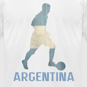 Argentina T-Shirts - Men's T-Shirt by American Apparel