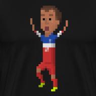 Design ~ Men T-Shirt - winner goal US