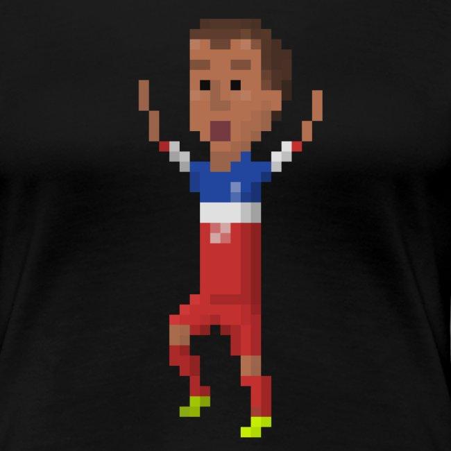 Women T-Shirt - winner goal US
