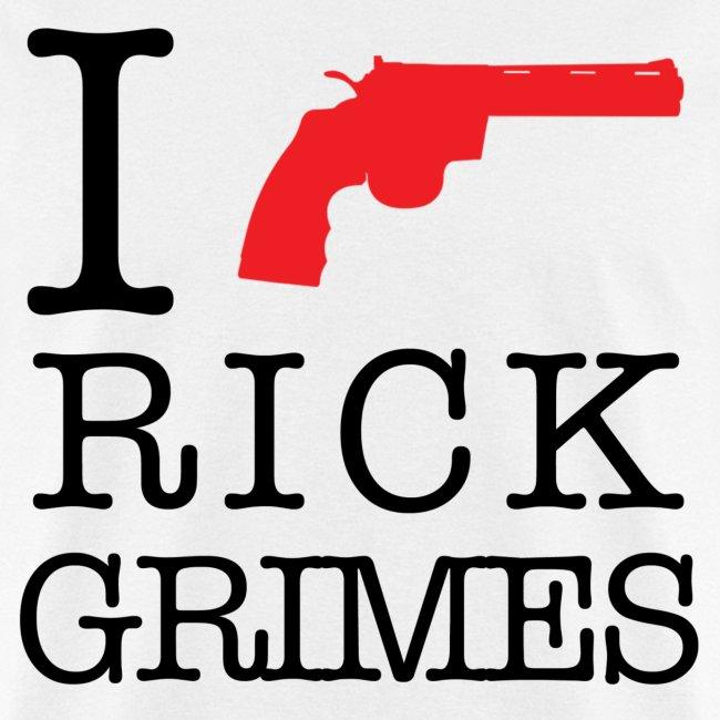 I Revolver Rick Grimes - Black