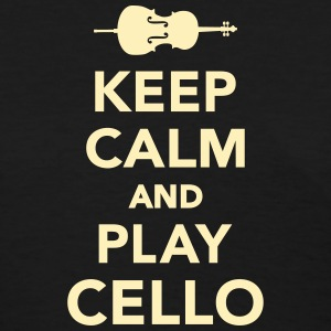 Keep calm and Play Cello Women's T-Shirts - Women's T-Shirt