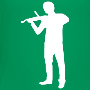 Violin Fiddle Kids' Shirts - Kids' Premium T-Shirt