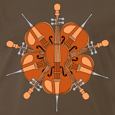 5 Cellos T-Shirts
