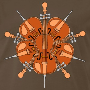 5 Cellos T-Shirts - Men's Premium T-Shirt