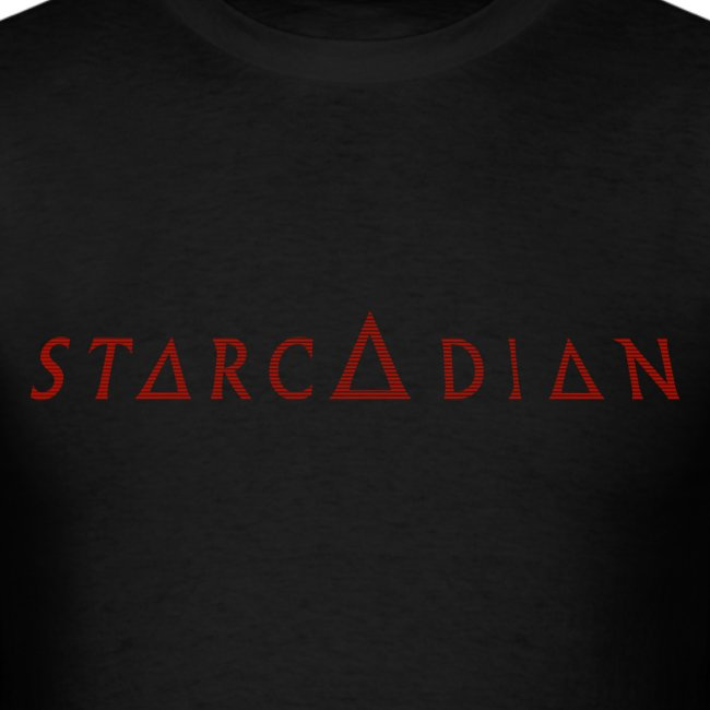 Starcadian Type Scanlined (Male)