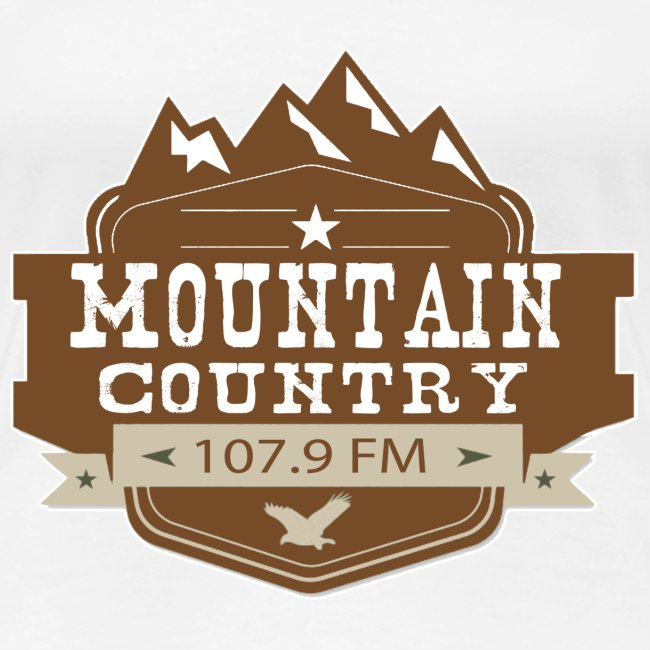 Mountain Country 107.9 Ladies Premium T-Shirt