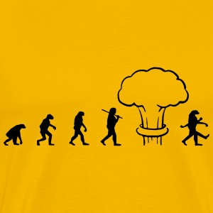 Nuclear Evolution - Men's Premium T-Shirt