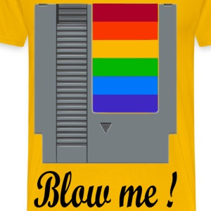 Blow Me - Men's Premium T-Shirt