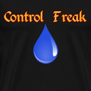 Control Freak T-Shirts - Men's Premium T-Shirt