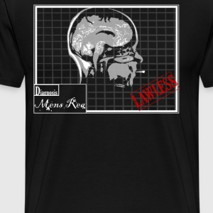 Criminally Insane - Men's Premium T-Shirt