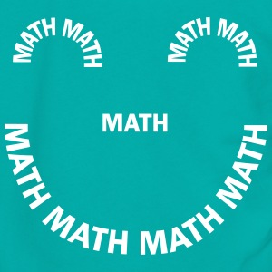Math Smile Zip Hoodies & Jackets - Unisex Fleece Zip Hoodie by American Apparel