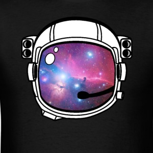 Space Helmet T-Shirts - Men's T-Shirt