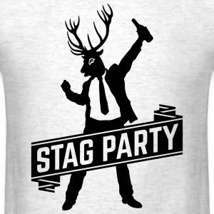 Stag Party / Bachelor Party (1C) T-Shirts - Men's T-Shirt