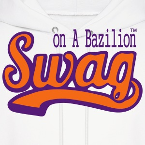 SWAG ON A BAZILION - Men's Hoodie