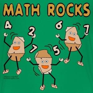 Math Rocks  Kids' Shirts - Kids' Premium T-Shirt