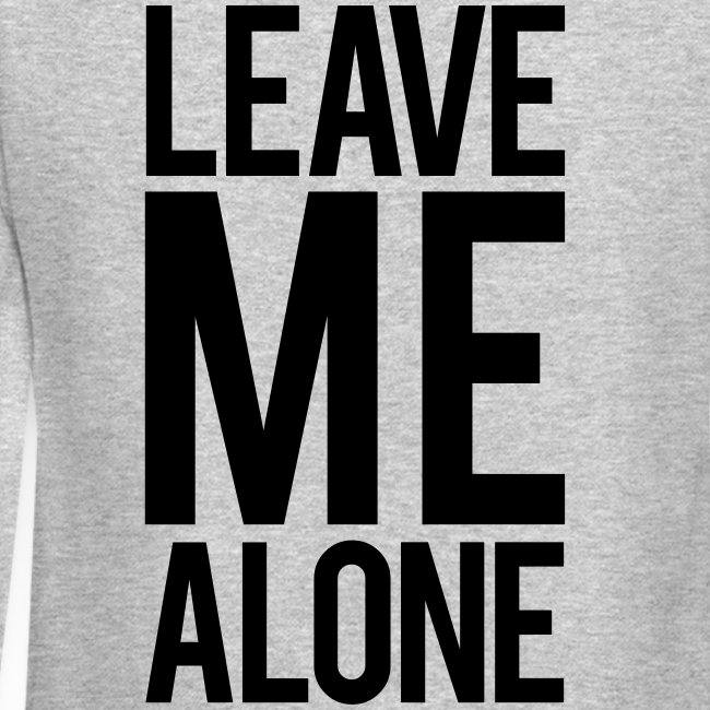 Leave me alone | Mens Jumper