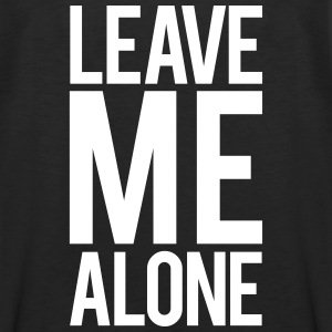 Leave Me Alone Men - Men's Premium Tank