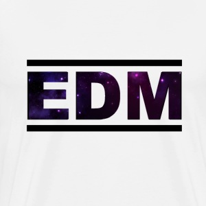 EDM- Space - Men's Premium T-Shirt