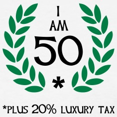 60 - 50 plus tax Women's T-Shirts