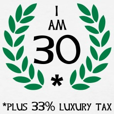 40 - 30 plus tax Women's T-Shirts