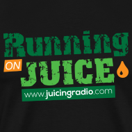 Design ~ Running on Juice: Men's Premium T-Shirt