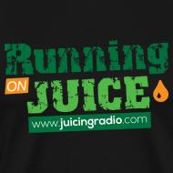 Design ~ Running on Juice: Men's Premium T-Shirt