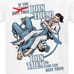 Join Them - Kids' T-Shirt