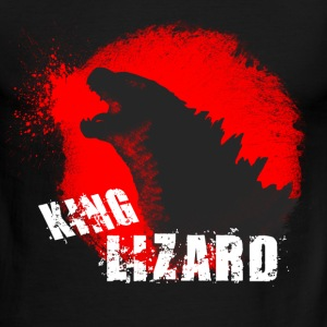 King Lizard W T-Shirts - Men's Ringer T-Shirt