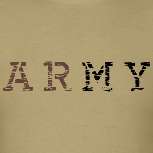 army__vec_3 us T-Shirts - Men's T-Shirt