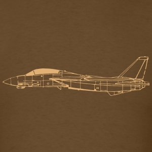 f14_vec_1 us T-Shirts - Men's T-Shirt