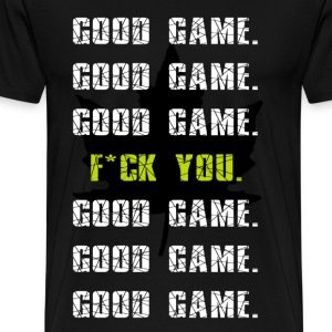 Good Game.png T-Shirts - Men's Premium T-Shirt