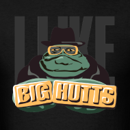 Design ~ I Like Big Hutts (on Dark)