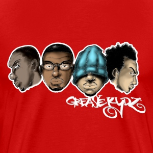 Greasekydz - Men's Premium T-Shirt