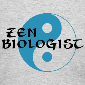 Zen Biologist T-Shirt - Women's Long Sleeve Jersey T-Shirt