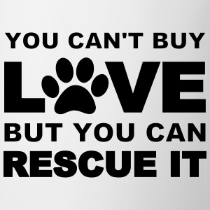 Rescue animals - Coffee/Tea Mug