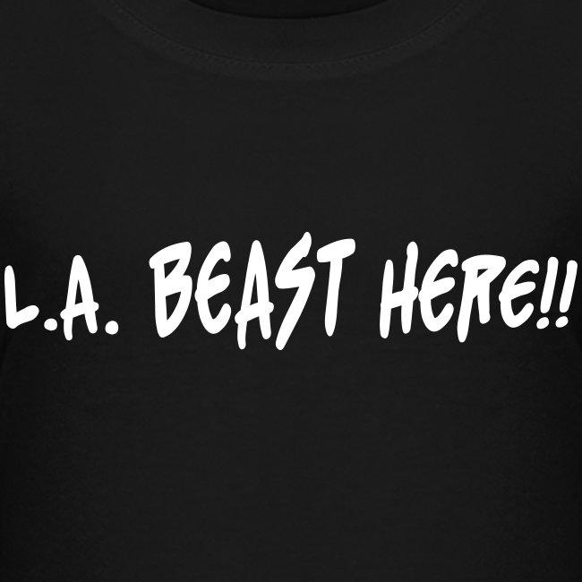 Kids L.A. BEAST HERE!!