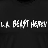 Design ~ L.A. BEAST HERE!! white