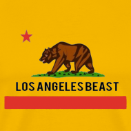 Design ~ Los Angeles Beast- No Background