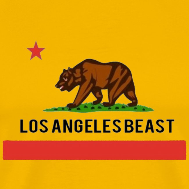Los Angeles Beast- No Background