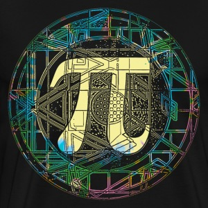 Everyday should be Pi Day - Men's Premium T-Shirt