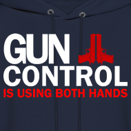 Design ~ Hooded Sweater: Gun Control