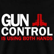Design ~ Standard Tee: Gun Control