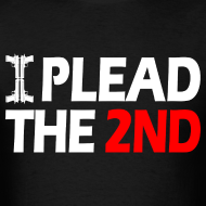 Design ~ Standard Tee: Plead The Second