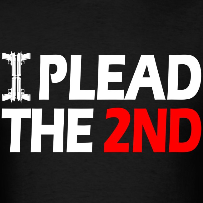 Standard Tee: Plead The Second
