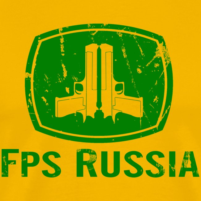 Premium Tee: Vintage Country FPS
